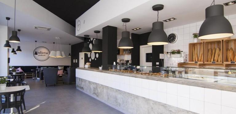 Reforma Cafetería julieta pan & café