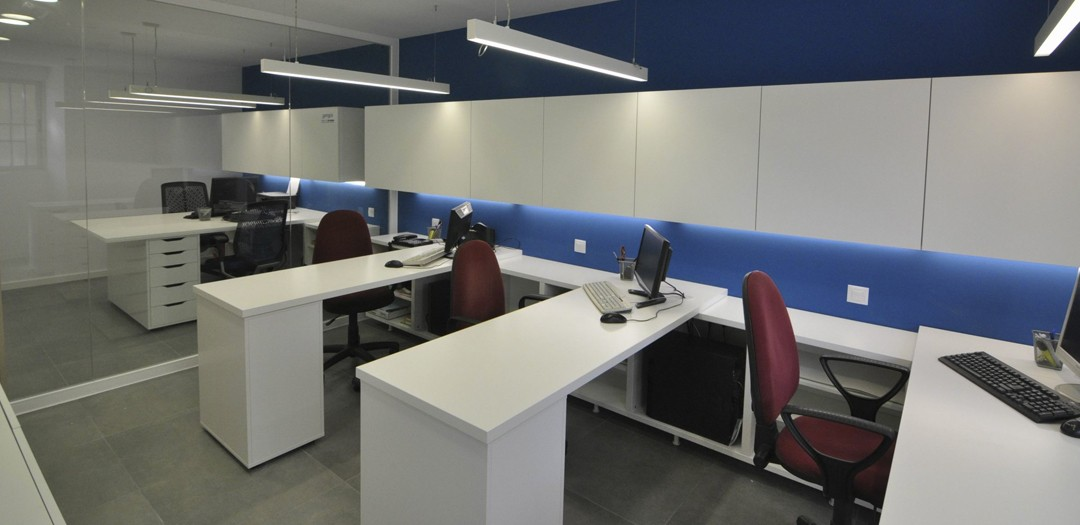 Reforma oficinas Garrigós