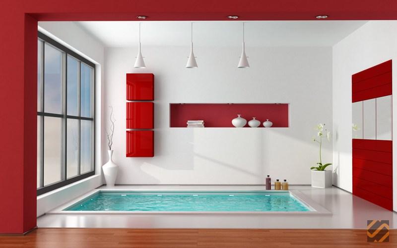 Como elegir los colores de las paredes de tu casa - Como elegir colores para pintar una casa ...
