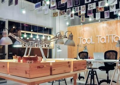 Reforma Tool Tatoo