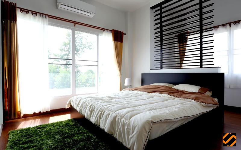 Dónde ubicar los splits de aire acondicionado en una vivienda