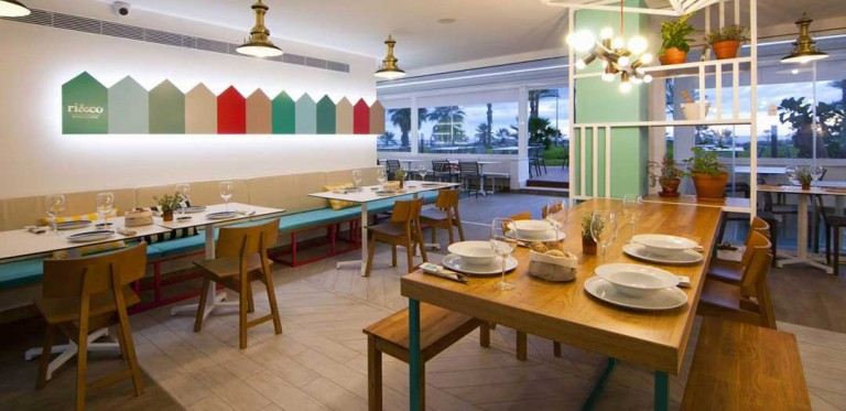 Reforma Ri&Co Bistró Restaurant