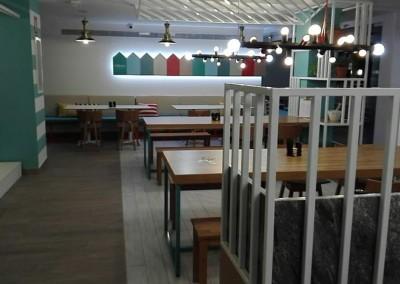 Reforma integral Ri&Co Bistró Restaurant