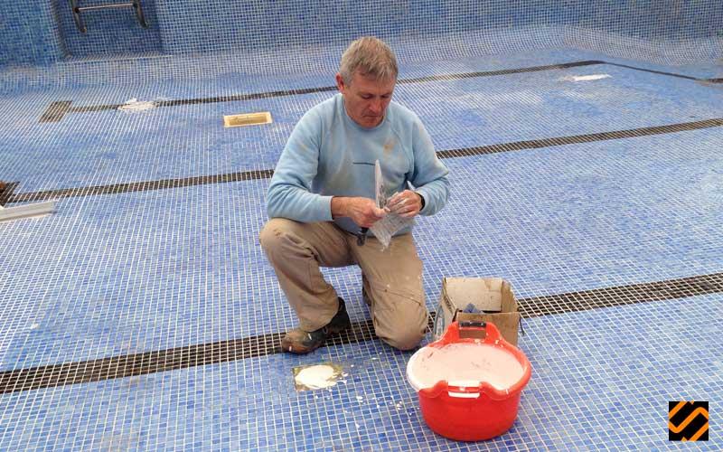 6 pasos para reparar las fisuras de tu piscina