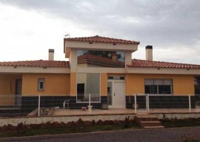 Construcción villa en Castellón