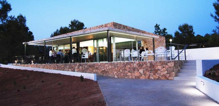 Construcción restaurante Corner la Coma
