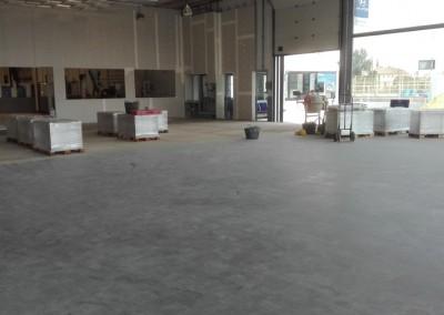 Construcción Concesionario Kia